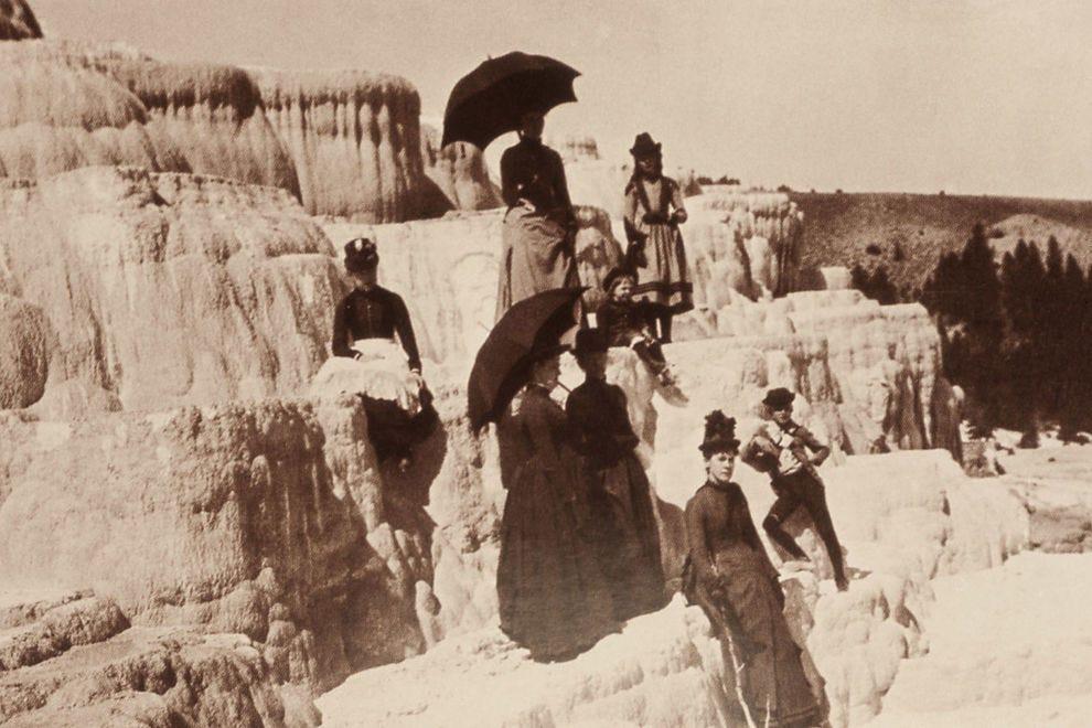 Photo of انظر إلى كيف تغيرت هذه المنتزهات الوطنية على مر السنين