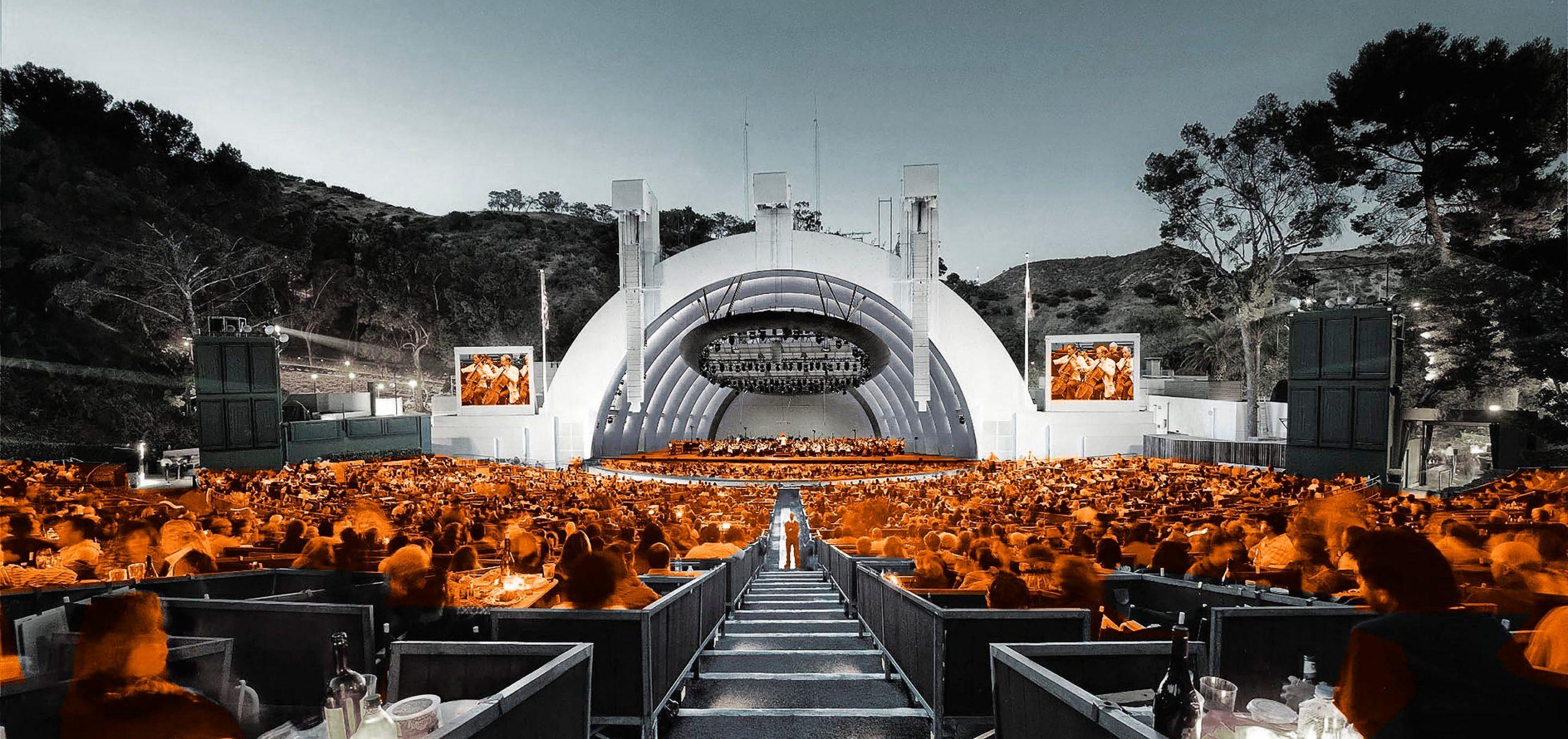 Photo of Hollywood Bowl تلغي موسم الصيف بسبب جائحة COVID-19